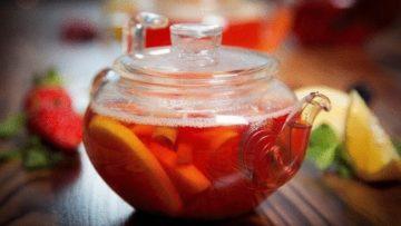 Чай «Горячий цитрус»
